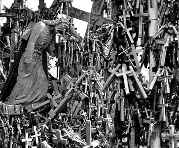 Ian Hansen - Hill of Crosses