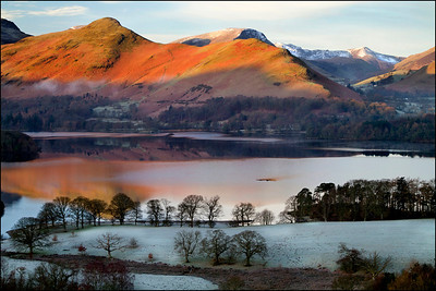 Rosie Hughes - LAKE DISTRICT SUNRISE