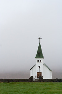 Geoff Shaw - Icelandic Church
