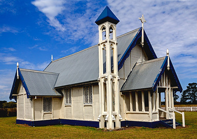 Leif Andersen - Tarraville Christ Church Built 1856