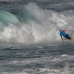Alan Bennett - Nature 1 Bells Beach Surfer 0