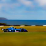 Alan Bennett - Motion in blue