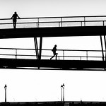Vicki Moritz - Paris Seine bridges