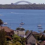 Lisa Li - A View Of Sydney Harbour Bridge