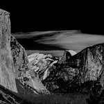 Donna Clarke - In the style of Ansel Adams - El Capitan, Yosemite N.P.