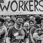 Wolf Marx - Workers in the style of Cartier-Bresson
