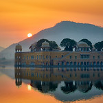 Peter Bond - Jal Mahal Sunrise
