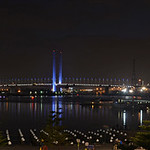 Vira Vujovich - Docklands at Night