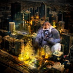 Colin Killick - King Kong in Melbourne