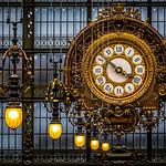 Felix Shparberg - Vintage clock