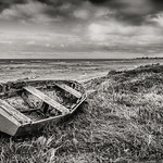 Anne Ramus - Dead Dinghy near Portarlington