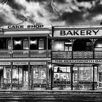 Vicki Moritz - Beechworth bakery storm