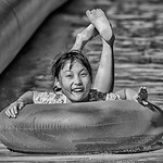Alan Bennett - Add water to slide