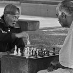 Ivan Tnay - Street chess