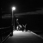 Lisa Li - Frankston Pier At Night