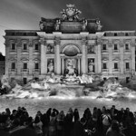 Rahul Kapur - Trevi Fountain Rome