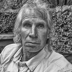 Richard Conn - Hippy Portrait