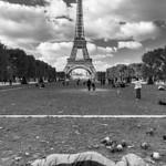 Geoff Shaw - Champ du Pars and Eiffel Tower