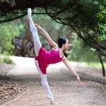 Julie Kemp - DANCER IN THE PARK
