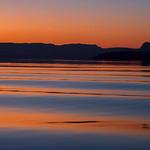 Ron Weatherhead - Lake Argyle Sunset