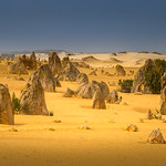 Julie Madders - PINNACLES LUNARSCAPE