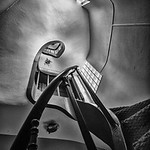 Vicki Moritz - Honfleur staircase