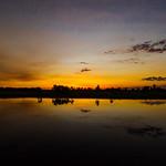 Hans Huysmans - Sunrise Yellow Waters