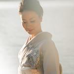 Tuck Leong - Lady in Kimono