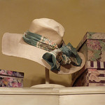 Donna Clarke - Old Hat and Boxes