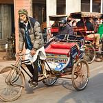 Peter Bond - Rickshaw Driver