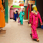 Brian Bethune - Maroc Colours