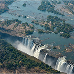 Dianne Willis - Zambezi River and Victoria Falls