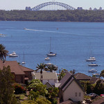 Lisa Li - A View Of Sydney Harbour Bridge