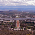 Lisa Li - A View Of Canberra City