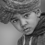 Marlene Chaitra - Young Boy in Rajasthan