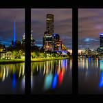 Angela McLeon - MELBOURNE-CITYSCAPE