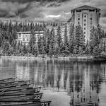 Anne Ramus - The Fairmont Hotel, Lake Louise, Canada