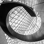 Geoff Shaw - Spiral under the pyramid