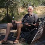 Ken Barnett - Ken Relaxing