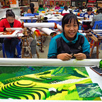 Marlene Chaitra - Hand Sewing in Vietnam-