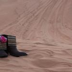 Ross Eddington - Dubai Desert Boots