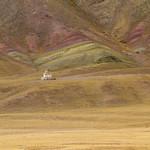 Geoff Shaw - Stupa in desert