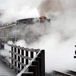 Stewart Opie - Track 5 Steam Train