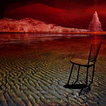 Colin Killick - Chair on a Beach