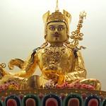 Fred Seeber - Buddha in Bendigo Stupa
