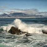 Helen Warnod - Table Mountain in cloud