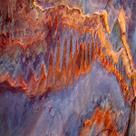 Marlene Chaitra - Sawtooth Rock Formation