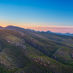 Hai Thu Nguyen - MORNING LIGHT HALLSGAP PANO