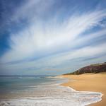 Anne Ramus - Beach near Cowes