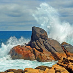 Albert Hutchison - Canal Rocks WA